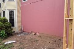 08-03-2020 - Bathroom Exterior Wall