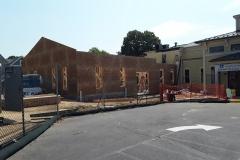 07-07-2020 - First Floor Framing Work