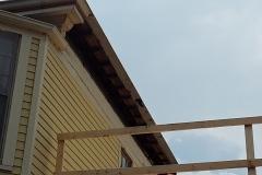 07-07-2020 - Sullivan House Work Work on Eves