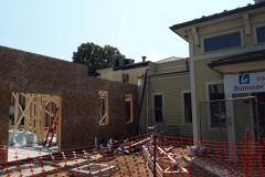 07-07-2020 - First Floor Framing Done
