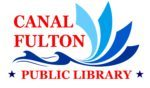 Canal Fulton Public Library's official logo